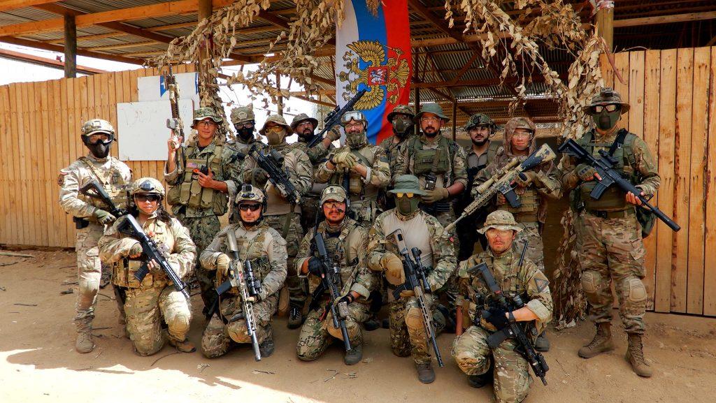 Miembros del Task Force Viking