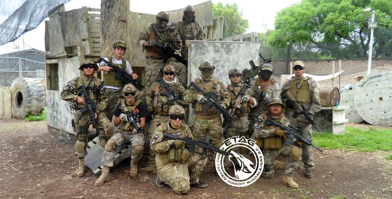 Rangers GDL Airsoft 2013